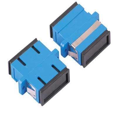 آداپتور فیبر نوری برندرکس SC Single mode duplex