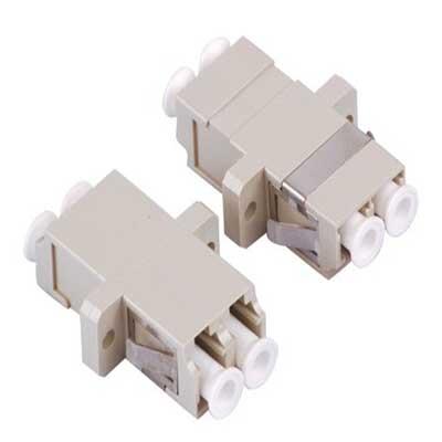 آداپتور فیبر نوری برندرکس LC Multi mode duplex
