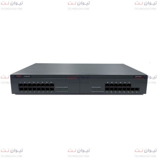 ماژول توسعه خارجی 30 پورت دیجیتال برای IP Office آوایا-700426216