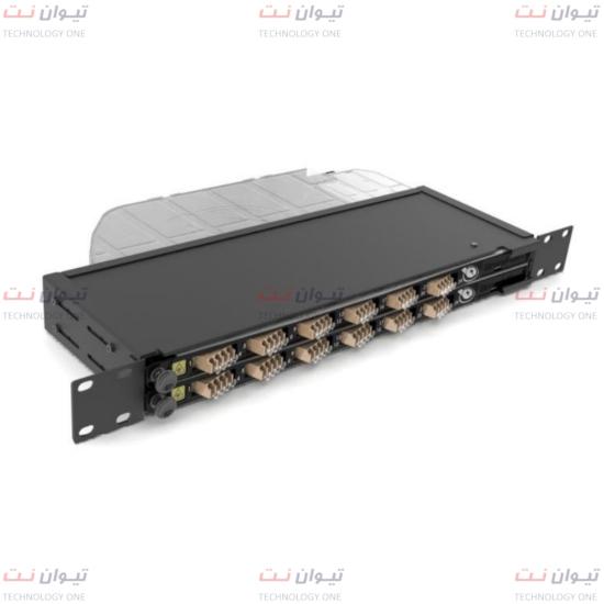 پچ پنل فیبر نوری برندرکس مدل high density-FPCPC1XSM48LC2